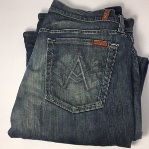 7 for all mankind Men's 34 Jeans